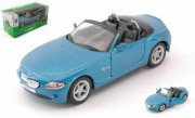 BMW Z4, metallic-blue, 2003 modellbil