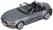 BMW Z4, metallic-grey modellbil