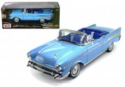 Chevrolet Bel Air Convertible 1957 modellbil