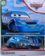 Dinoco no 42 Kalle - Cars 3