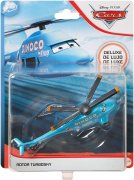 Dinoco Helicopter disney cars