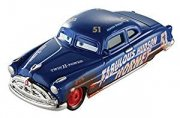 Doc Hudson dirt disney bilar 3