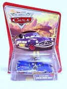 Doc Hudson PitCrew - serie 3 WoC . disneyn autot / disney cars 1