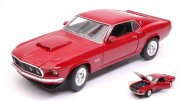 Ford Mustang Boss 429, red, 1969 modellbil