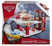 Cars Garage Piston Cup
