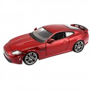 Jaguar XKR-S red modellbil