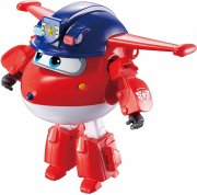 Super wings Jett Police