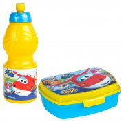 Die Superwings - box + bottle