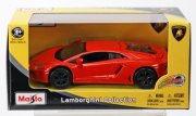 Lamborghini Aventado red  - scale 1:43