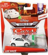 Lee Racé - disneyn autot / disney cars / Cars 2