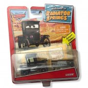 Lizzie radio disney cars
