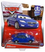 Manny Roadriguez - disneyn autot / disney cars 2