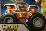 Hot Wheels Monster Jam - Max-D, ny men utan förpackning