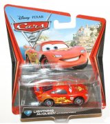 salama McQueen - Cars 2 Racing wheels , disneyn cars 2