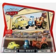 Traktorit , Luigi, Guido disneyn autot / disney cars 1