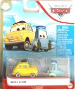 Luigi, Guido disney cars