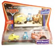Traktorit, Luigi, Guido disneyn autot / disney cars 1