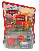 Not Chuck - disneyn autot / disney cars 1