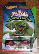 Hot Wheels Spiderman - Power Pistons