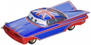 Ramone Union jack disney cars