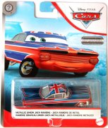 Ramone Union Jack metallic - Cars 2020