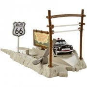Highway Hideout playset