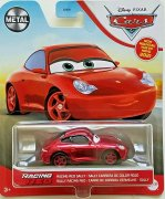Sally racing red disney cars