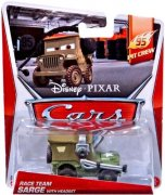 Sarge / Schassen headset 2014 - Cars 2
