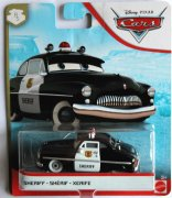 Sheriff disney cars