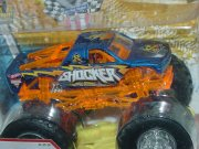 Hot Wheels Monster Jam - Shocker