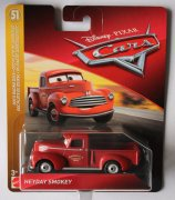 Smokey Heyday disney cars