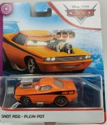 Snot Rod disney cars