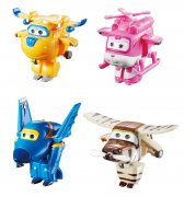 Super Wings, Jerome, Donnie, Bello