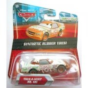 Tach O Mint nr 101 - Rubber Tires