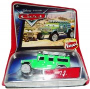 TJ Hummer-  WM Exclusive . Disney Biler / Cars