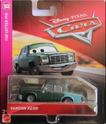 Vandon Kerr - Cars 3 - disneyn autot / disney cars