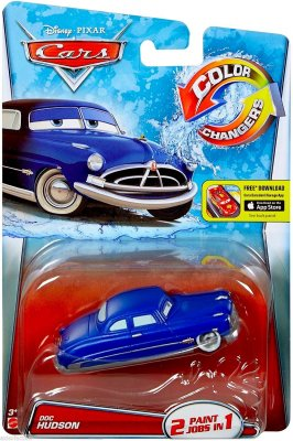 Doc Hudson color changers