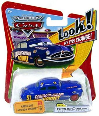 Doc Hudson eye change