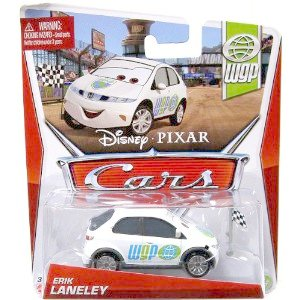 Erik Laneley - Cars 2
