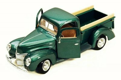 Ford Pickup 1940 modellbil