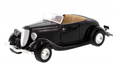 Ford Convertible 1934 modellbil