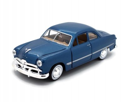 Ford Coupe 1949  -  scale 1:24