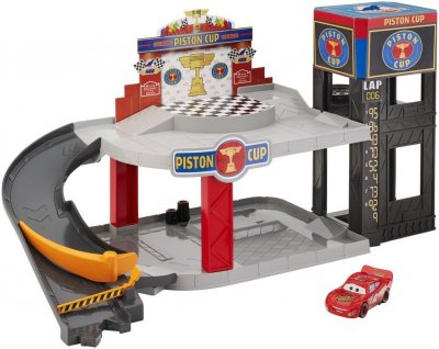 Garage disney cars