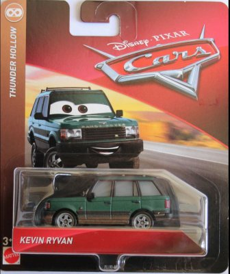 Kevin Ryan - Cars 3