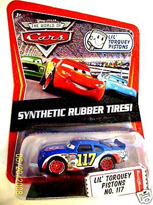 Lil Torquey nr 117 - Rubber Tires