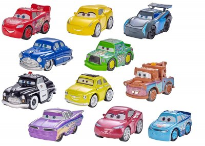Mini racers disney cars