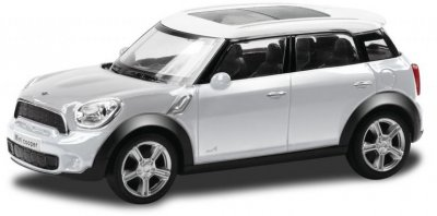Mini Cooper Car >> Mini Cooper Countryman Harmaa Scale 1 43
