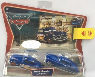 Doc Hudson Movie Doubles