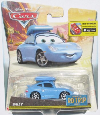 Sally takbox disney bilar