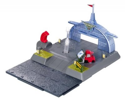 playset Skipper´s Flyg skola - Action Shifters